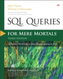 Ebook in inglese SQL Queries for Mere Mortals Hernandez, Michael J. , Viescas, John L.