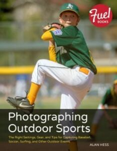 Ebook in inglese Photographing Outdoor Sports Hess, Alan