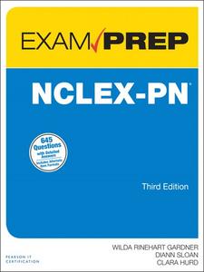 Ebook in inglese NCLEX-PN Exam Prep Hurd, Clara , Rinehart, Wilda , Sloan, Diann