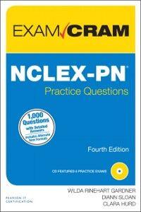 Foto Cover di NCLEX-PN Practice Questions Exam Cram, Ebook inglese di AA.VV edito da Pearson Education