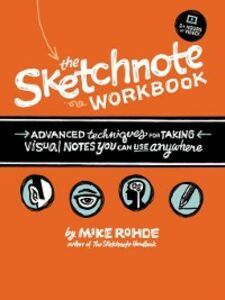 Ebook in inglese The Sketchnote Workbook Rohde, Mike
