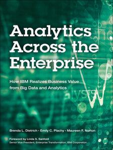 Foto Cover di Analytics Across the Enterprise, Ebook inglese di AA.VV edito da Pearson Education