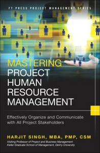 Ebook in inglese Mastering Project Human Resource Management Singh, Harjit