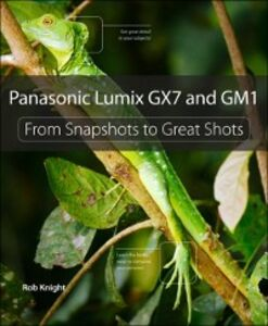 Ebook in inglese Panasonic Lumix GX7 and GM1 Knight, Rob