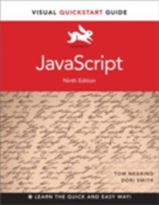 Foto Cover di JavaScript, Ebook inglese di Tom Negrino,Dori Smith, edito da Pearson Education