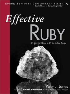 Ebook in inglese Effective Ruby Jones, Peter J.