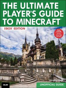 Ebook in inglese The Ultimate Player's Guide to Minecraft--Xbox Edition O'Brien, Stephen