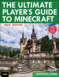 Ebook in inglese Ultimate Player's Guide to Minecraft - Xbox Edition O'Brien, Stephen