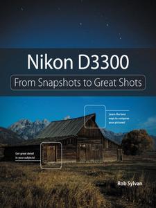 Ebook in inglese Nikon D3300 Sylvan, Rob