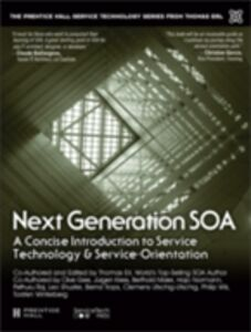 Foto Cover di Next Generation SOA, Ebook inglese di AA.VV edito da Pearson Education