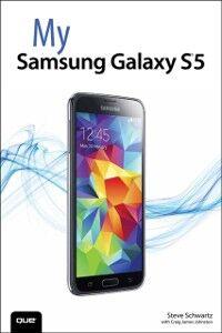 Ebook in inglese My Samsung Galaxy S5 Schwartz, Steve