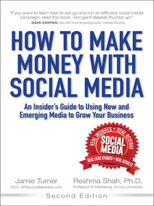 Foto Cover di How to Make Money with Social Media, Ebook inglese di Reshma Shah,Jamie Turner, edito da Pearson Education