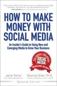 Ebook in inglese How to Make Money with Social Media Shah, Reshma , Turner, Jamie
