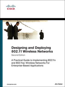 Ebook in inglese Designing and Deploying 802.11 Wireless Networks Geier, Jim