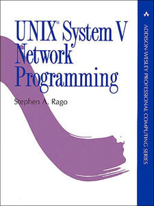 Ebook in inglese UNIX System V Network Programming Rago, Stephen A.