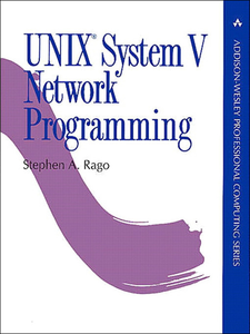 Ebook in inglese UNIX System V Network Programming Rago, Stephen A.