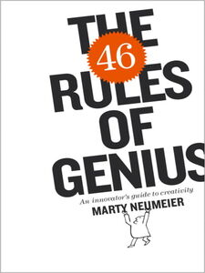 Ebook in inglese The 46 Rules of Genius Neumeier, Marty