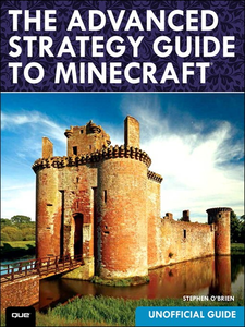 Ebook in inglese The Advanced Strategy Guide to Minecraft O'Brien, Stephen