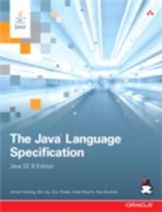 Foto Cover di Java Language Specification, Java SE 8 Edition, Ebook inglese di AA.VV edito da Pearson Education