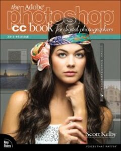Ebook in inglese Adobe Photoshop CC Book for Digital Photographers (2014 release) Kelby, Scott