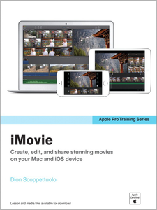 Ebook in inglese Apple Pro Training Series Scoppettuolo, Dion