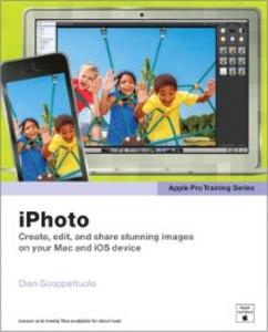 Ebook in inglese Apple Pro Training Series Scoppettuolo, Dion
