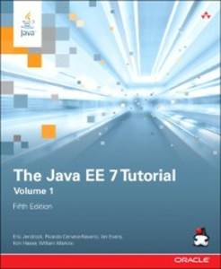 Ebook in inglese Java EE 7 Tutorial Cervera-Navarro, Ricardo , Evans, Ian , Haase, Kim , Jendrock, Eric