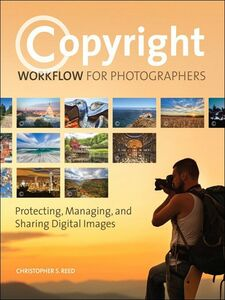 Ebook in inglese Copyright Workflow for Photographers Reed, Christopher S.