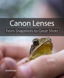 Ebook in inglese Canon Lenses Foster, Jerod