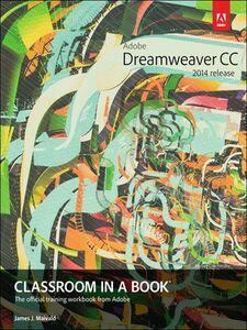Ebook in inglese Adobe Dreamweaver CC Classroom in a Book Adobe Creative Team , Maivald, James J.