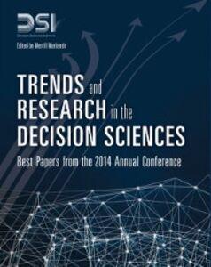 Foto Cover di Trends and Research in the Decision Sciences, Ebook inglese di Merrill Warkentin,Decision Sciences Institute, edito da Pearson Education