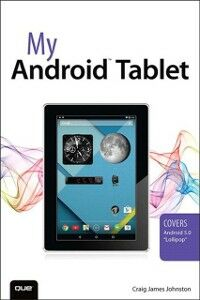 Ebook in inglese My Android Tablet Johnston, Craig James