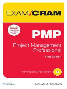 Ebook in inglese PMP Exam Cram Solomon, Michael R.