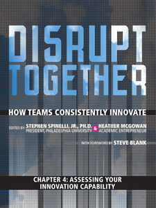 Foto Cover di Assessing Your Innovation Capability (Chapter 4 from Disrupt Together), Ebook inglese di Heather McGowan,Stephen Spinelli Jr., edito da Pearson Education