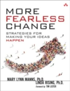 Ebook in inglese More Fearless Change Manns, Mary Lynn , Rising, Linda