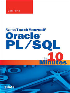 Ebook in inglese Sams Teach Yourself Oracle PL/SQL in 10 Minutes Forta, Ben