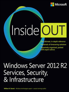 Ebook in inglese Windows Server 2012 R2 Inside Out Volume 2 Stanek, William