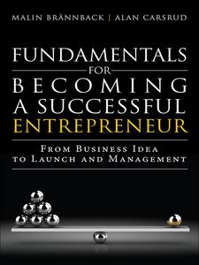 Ebook in inglese Fundamentals for Becoming a Successful Entrepreneur Brannback, Malin , CARSRUD, ALAN