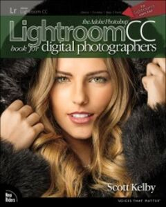 Ebook in inglese Adobe Photoshop Lightroom CC Book for Digital Photographers Kelby, Scott
