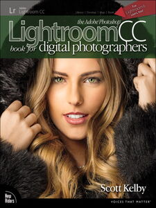 Ebook in inglese The Adobe Photoshop Lightroom CC Book for Digital Photographers Kelby, Scott