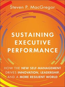 Ebook in inglese Sustaining Executive Performance MacGregor, Steven P.