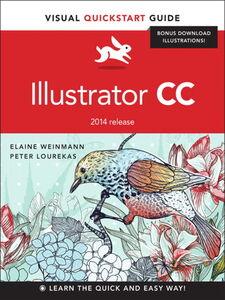Foto Cover di Illustrator CC, Ebook inglese di Peter Lourekas,Elaine Weinmann, edito da Pearson Education