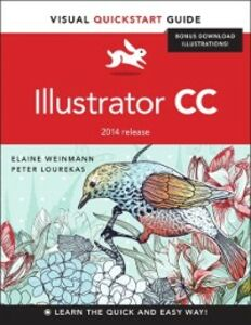 Ebook in inglese Illustrator CC Lourekas, Peter , Weinmann, Elaine