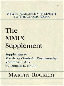 Foto Cover di The MMIX Supplement, Ebook inglese di Martin Ruckert, edito da Pearson Education