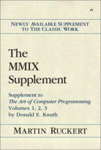 Ebook in inglese MMIX Supplement Ruckert, Martin
