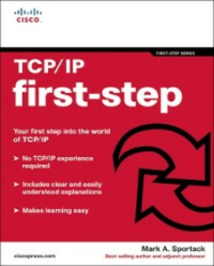 Ebook in inglese TCP/IP First-Step Sportack, Mark