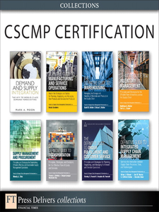 Ebook in inglese CSCMP Certification Collection Chen, Haozhe , CSCMP , Defee, C. Clifford , Esper, Terry L.