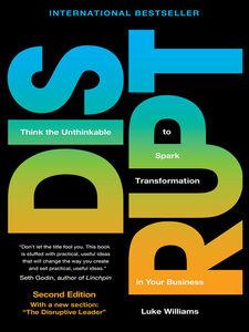 Foto Cover di Disrupt, Ebook inglese di Luke Williams, edito da Pearson Education