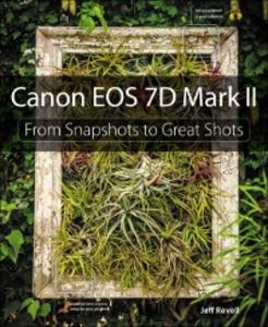 Ebook in inglese Canon EOS 7D Mark II Revell, Jeff