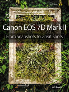 Ebook in inglese Canon EOS 7D Mark II Revell, Jeff